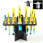 Branded Folding Collapsible Air Drying Makeup Brush Organizing Tower Holder