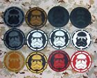 New Design STAR WARS Legion  Imperial STORM TROOPER Logo 3D PVC Patch 8cm $6.49 CAD