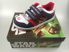 BRAND NEW STAR WARS BOYS TRAINERS 12, 12.5, 13, 1, 2, 2.5 Free 1st class post