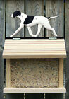 Bird Feeder W English Pointer on Peak HomeYard  Garden Dog Product Gifts