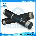 HCIGAR Black Stainless steel Nemesis mechanical mod with copper pins