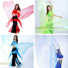 Belly Dance Costume Semi-transparent Isis Wings Performance Wings 9 colors