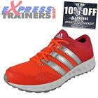Adidas Womens Falcon Elite 2 Running Trainers Infrared Size UK 6.5 *AUTHENTIC*