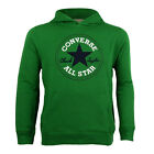 Infants Converse Chuck Patch Green Hooded Sweatshirt