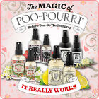 POO POURRI BEFORE YOU GO TOILET SPRAY -  6 FRAGRANCES 2 NEW JUST ADDED