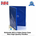 Nintendo WII U DVD Video Game Case Blank New Empty Replacement HQ Cover Flexbox