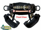 Weaver Tree Climbing Saddle,WLC-700,High-End Styling & Comfortable Leg Straps