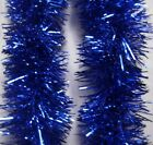 2M (6.5Ft) Luxury Chunky Tinsel Chrismas Tree Decoration Xmas Garland 13 Colour