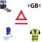 New Euro European EU Travel Kit For Driving In France With French Breathalysers