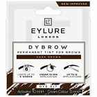 Eylure Dybrow Eyebrow Dye Kit (Previously Dylash) - Choose BLACK or DARK BROWN!