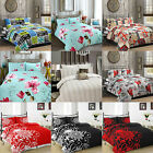 Brand New Duvet Cover with Pillow Case Bed Set Quilt Cover Single Double king