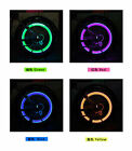 Hot Bicycle Car Motor Wheel Tire Valve Cap Spoke Neon 5LED Lights Flash Lamp LX