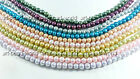 variation color  8-9mm near round Natural freshwater pearl  loose beads necklace
