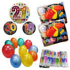 Happy Birthday Party Pack Balloons Banner Supply Decoration Favour Gift Set New