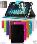 """Premium Leather Case Cover+Gift For 7"""" Insignia NS-15AT07 Android Tablet GB8"""