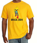 soccer Jersey Brazil World Cup 2014 Brasil football Shirt Ecuador Supporter