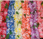 Hawaiian Leis Luxury Neck Garland De-Luxe Fancy Dress Beach Party Lei Flower 058