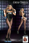 SEXY CLUB BUNNY COSTUME PLAYBOY BUNNY EARS FROM MAGIC SILK COSTUMES Size SM-XL