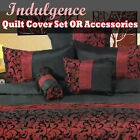 Indulgence Quilt Cover Set or Accessories by Phase 2 - SINGLE DOUBLE QUEEN KING