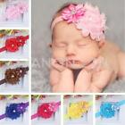 Baby Girl Toddler Cute Headband Flower Bow Elastic Hair Band Hair Accessories