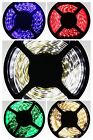 5M SMD 5630 300 LEDs Flexible LED Strip Light Super Bright DC 12V 5 Colors