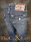 NWT Mens TRUE RELIGION Jeans SUPER T RICKY INDEPENDENCE 24859NNBT2