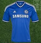 BNWT Official Adidas Chelsea Home Shirt - All Sizes - Short / Long Sleeved - CFC