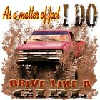"Dixie Rebel Southern Girl "" AS MATTER OF FACT I DO DRIVE LIKE A GIRL "" T SHIRT"