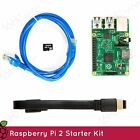 Raspberry Pi Model B+ Ultimate Starter Kit - Wifi, HDMI, Breadboard, SD Card  on Rummage
