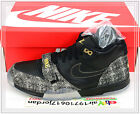 2014 Nike Air Trainer 1 ONE MID PRM QS Black Gold 607081-002 US 9~11 IN HAND NOW