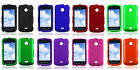 Hard Protector Snap On Cover Phone Case Accessory for Net10 ZTE Z667G Whirl 2