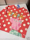 New George Peppa Pig girls pink long sleeved top tshirt