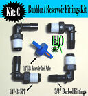 """1/4"""" - 18 NPT Nylon Fittings, 40a Relays & Accessories; HHO, Dry Cell, Bubbler 1"""