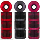 Genuine Penny Cruiser Sparkle Skateboard Wheels Red Pink or Black set of 4