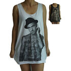 Unisex Yelawolf Vest Tank Top Singlet Dress Sleeveless T-Shirt