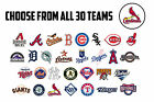 "63 MLB Team Logo Envelope Seals / Labels / Stickers - 1"" Round - Choose Any Team on Ebay"