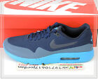 2015 Nike Air Max 1 Ultra Moire Midnight  Navy Blue Obsidian 705297-400 UK 7~11