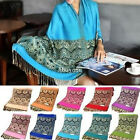 New Fashion Lady Paisley Pashmina Soft Warm Winter Shawl Wrap Long Scarf Stole