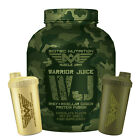 Scitec Nutrition Muscle Army Warrior Juice 2100g Whey Protein Casein + SHAKER