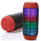 Pulse Cool LED Light Show Wireless Bluetooth Speaker FM for Party Music Playing