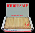 Toothpicks Oral Tooth Pick Wooden Double Pointed Catering Party HIGH QUALITY LOT