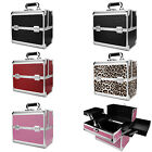 Professional Aluminium Cosmetic Make Up Jewelry Box Vanity Jewellery Saloon Case