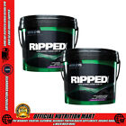 HORLEYS RIPPED FACTORS - 2x 3KG **TWIN PACK** WPI + THERMOGENIC PROTEIN - WHEY P