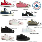 Converse Toddlers trainers ALL STAR Babies Infant UK size 3 4 5 6 7 8 9 10