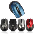 Elegant 2.4GHz Wireless Optical Mouse Gaming Mouse Mice USB Receiver For PC