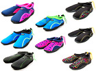TWF WOMENS MENS AQUA SHOES BOYS GIRLS ADULT BEACH SWIM POOL WET WATER SEA SHOES