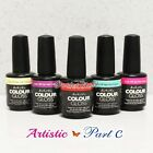 Artistic Nail Design    PART C Colour Gloss Soak Off Gel Colour - SHIP IN 24H