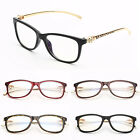 New Vintage Fashion Designer Clear Eyewear Unisex Retro Metal Eyeglass Frames EB
