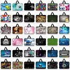 """13"""" Noteboook Bag Carry Case Cover Pouch Fit 12.5"""" 13"""" 13.1"""" 13.3"""" Laptop PC"""