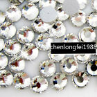 1440p SS3-SS50 Clear Crystal DIY flatback Rhinestones for Nail Art phone case